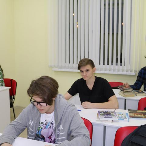 Подготовка к ЕГЭ по русскому языку, английскому языку в Одинцово